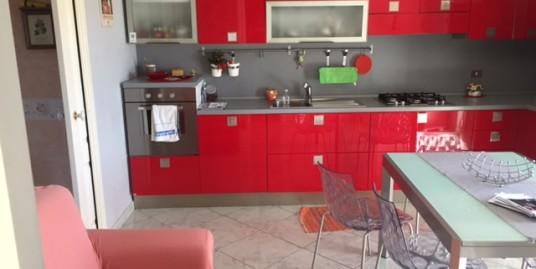 Appartamento con garage a Fontanelle
